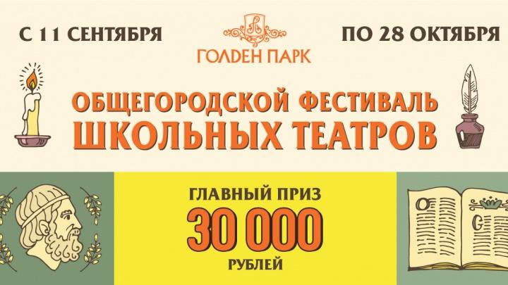 Лучший школьный театр Новосибирска получит 30 тысяч рублей