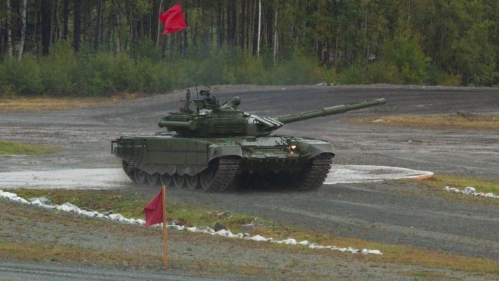 В Нижнем Тагиле воссоздали крупнейшее сражение, переломившее ход Великой Отечественной войны