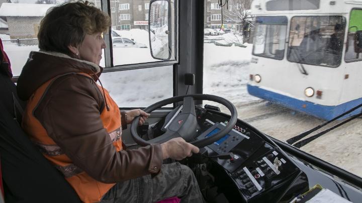 В Уфе приостановят движение одного из троллейбусов