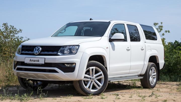 Volkswagen Amarok — 8 причин купить настоящий немецкий пикап
