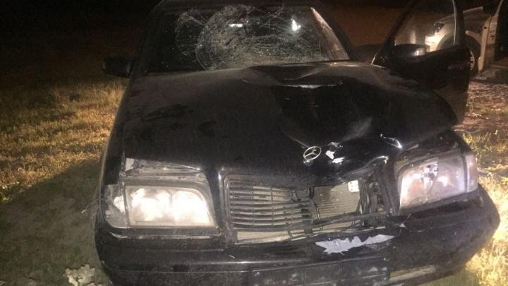 В Новосибирске арестовали водителя «Мерседеса», который оставил сбитую женщину умирать