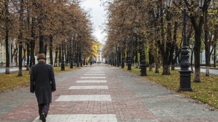 Новому скверу в Уфе дали имя директора УМПО Михаила Ферина