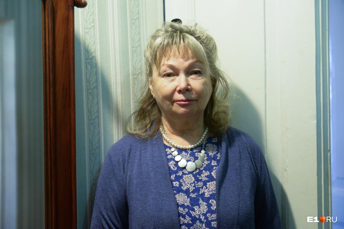 Заведующая музеем Надежда Крякунова знает о сносе только по слухам
