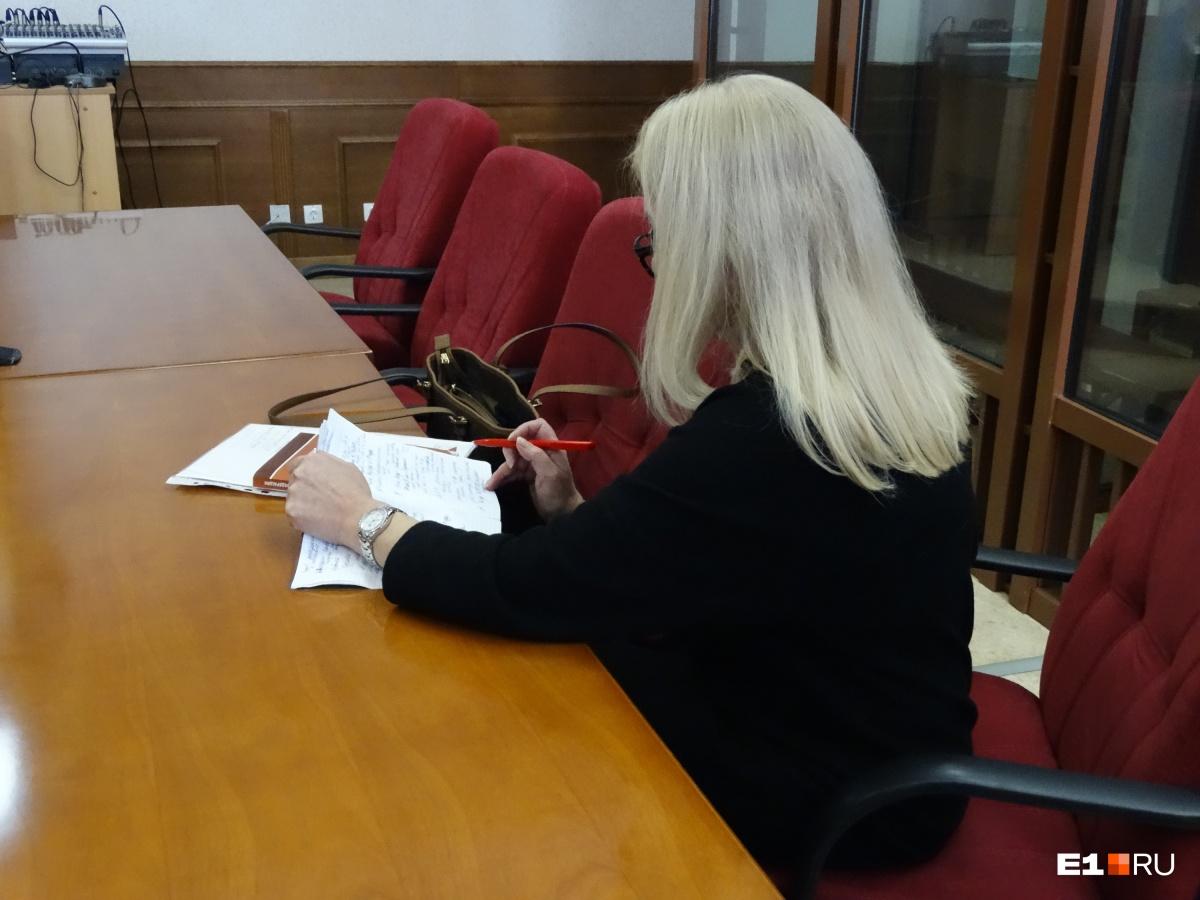 Адвокат Пузырева отказалась общаться с журналистами