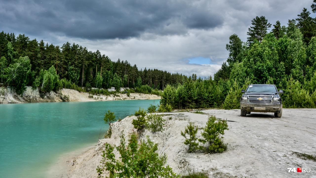 Впрочем, купаться нельзя: вода содержит вредные примеси, а двойное дно стоило жизни некоторым туристам