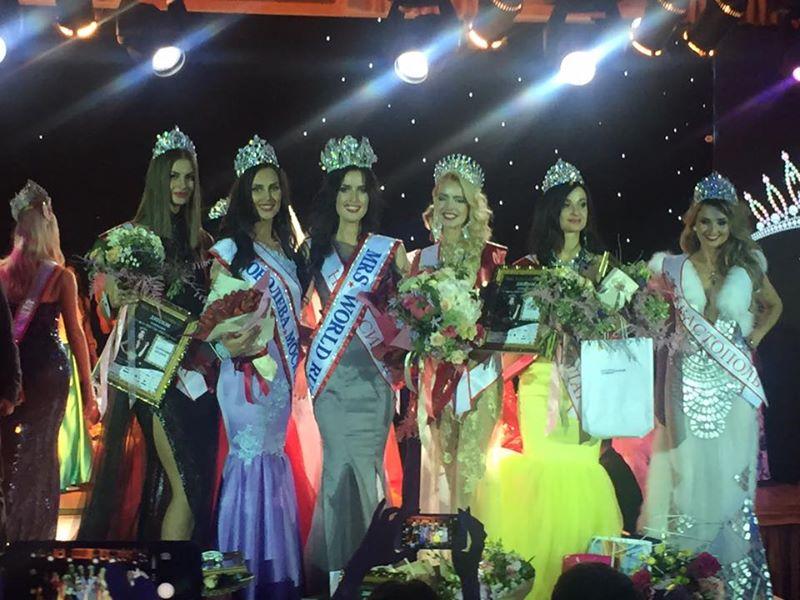 В столицеРФ закончился конкурс красоты «Миссис Российская Федерация Мира»