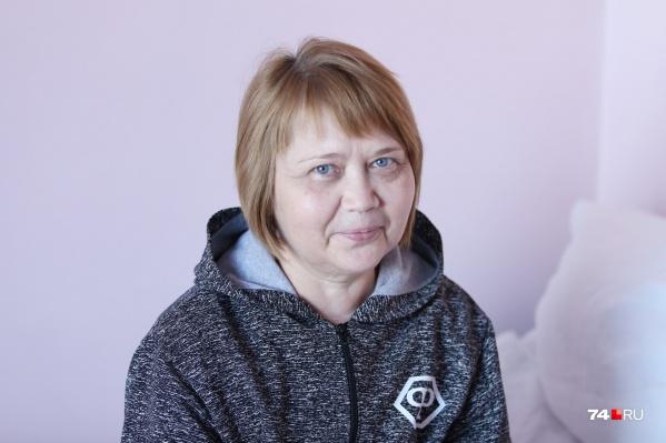 Проблемы с сердцем у Светланы Поповой начались ещё в детстве