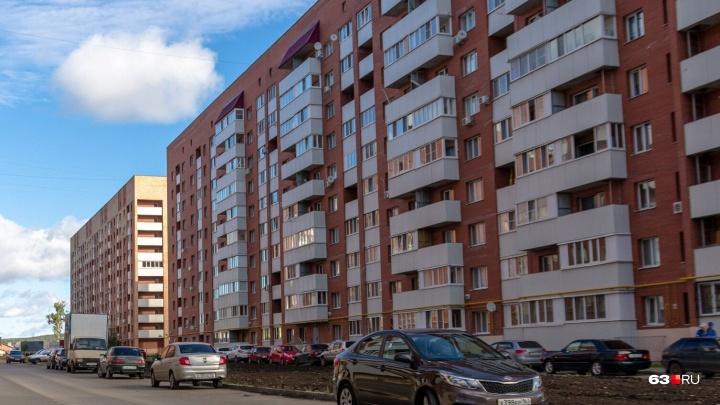 На первых этажах в домах в Новой Самаре откроют офисы врачей