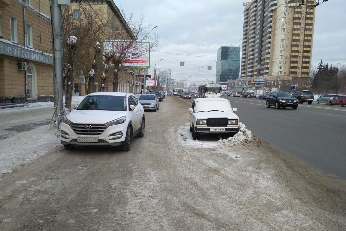 «Я паркуюсь как чудак»: LADA посреди магистрали
