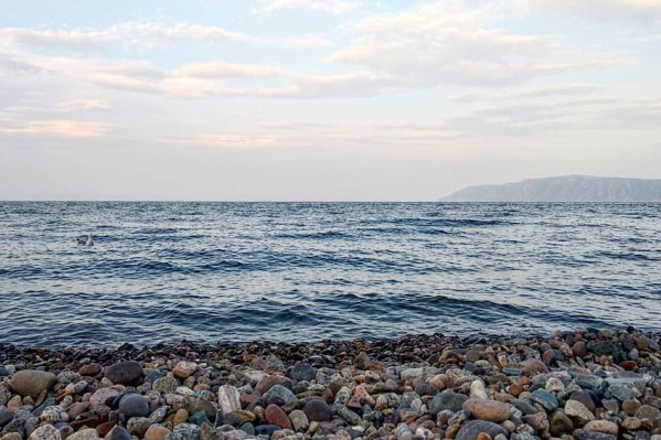 Приехав сюда, стоит остановиться ночевать прямо на берегу