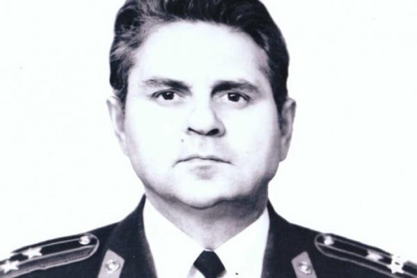 Полковник милиции умер на 89-м году жизни