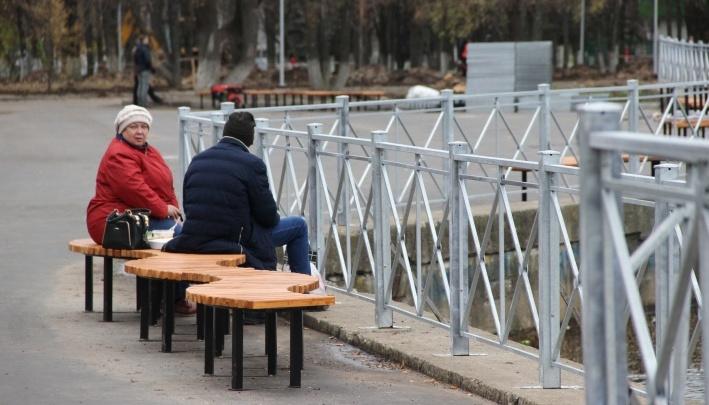 Подрядчику, ремонтировавшему парк в Брагино, до сих пор не заплатили