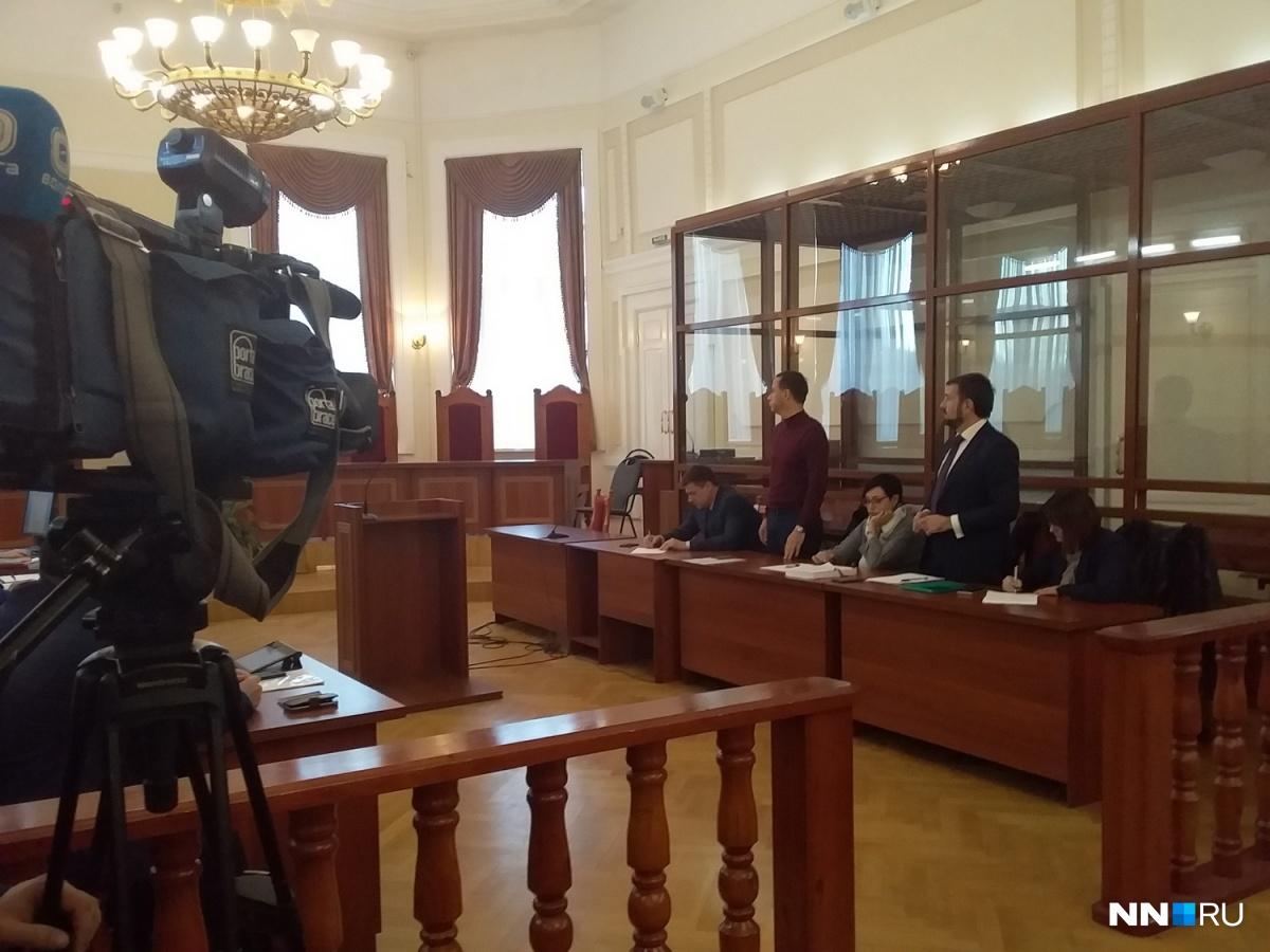 На первом заседании суда Александру Бочкареву добавили срок домашнего ареста