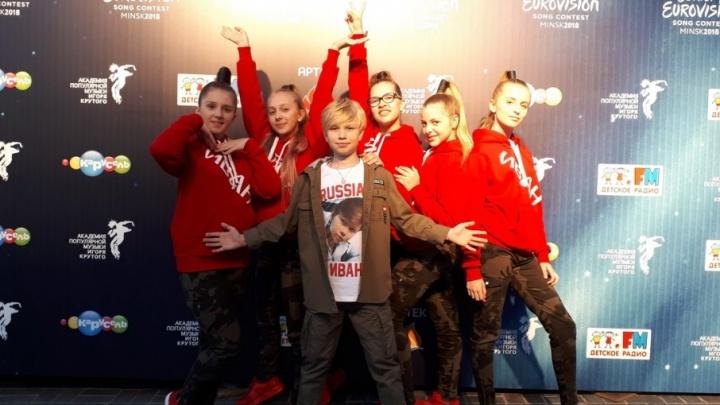 Прошел в финал, но не победил: школьник из Чернушки участвовал в отборе на детское «Евровидение»