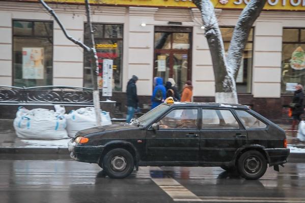 Таксисты бойкотируют вызовы всех агрегаторов