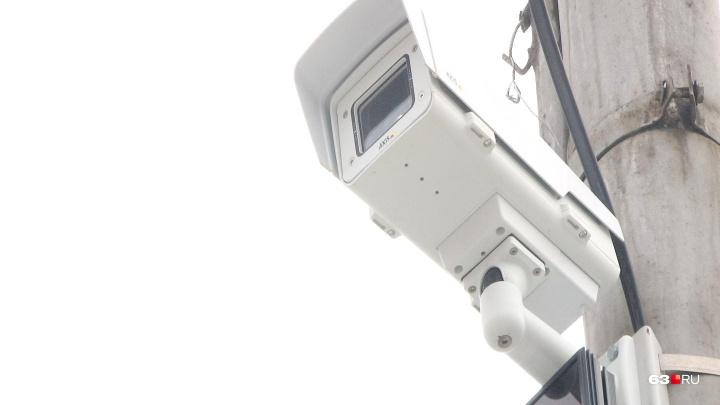 Наверстывают упущенное: в Самарской области приступили к установке камер фиксации нарушений ПДД