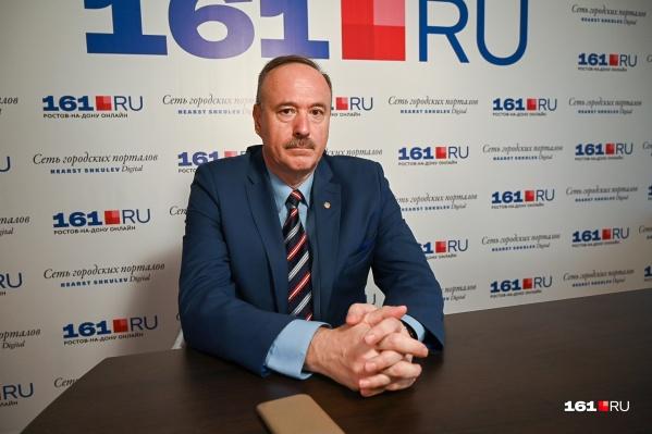 Беркович рассказал, что прежде всего нужно бороться с коррупцией