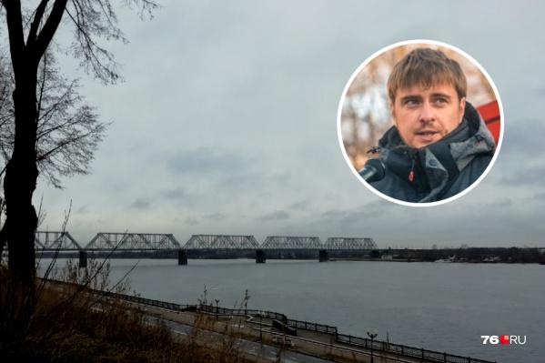 Депутат Олег Леонтьев уверен, что бороться за спасение экологии должны люди из всех городов, расположенных на Волге