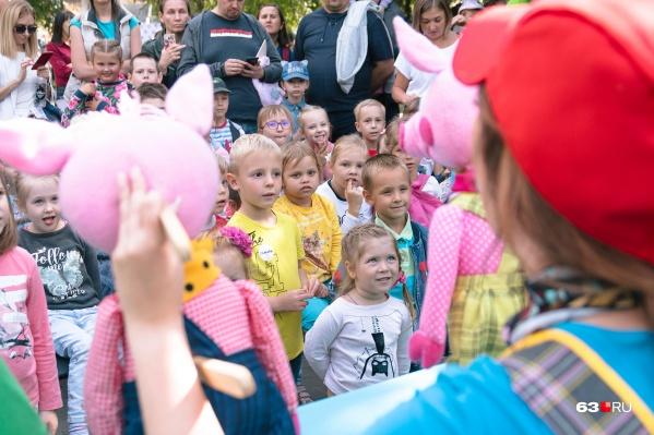 В очереди в детские сады стоят несколько тысяч юных самарцев