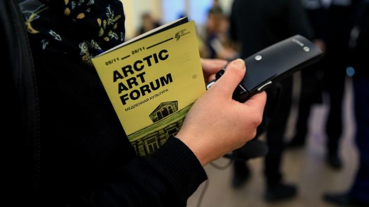 Монтировщик, переводчик, проводник: архангелогородцев приглашают поволонтёрить на Arctic Art Forume