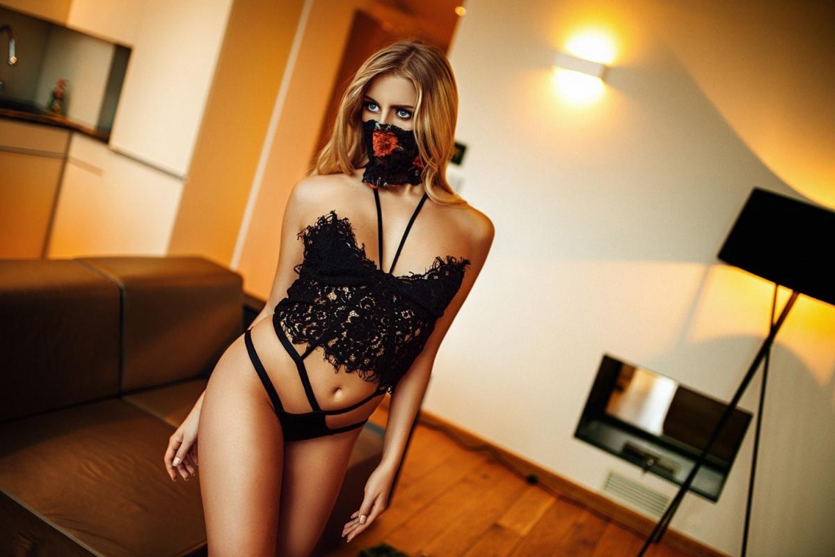 В магазине на Чаплыгина снизили цены на соблазнительное женское бельё для Хэллоуина