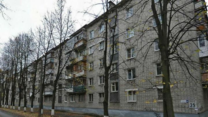 В Ярославле загорелась квартира на Пятёрке: погибла женщина