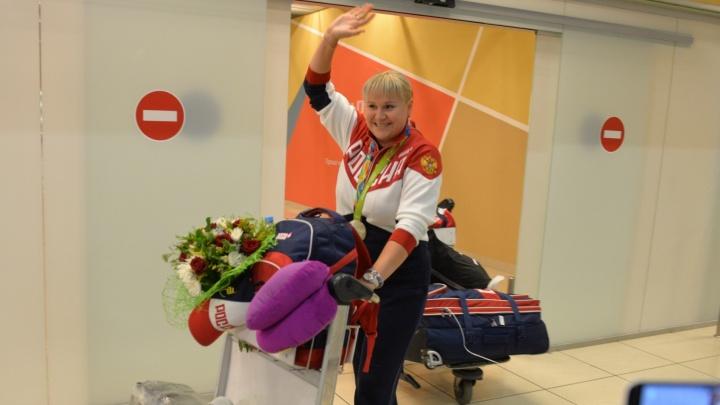 «Мы боялись выходить вечерами на улицу»: серебряная медалистка Олимпиады Ксения Перова вернулась из Рио в Екатеринбург