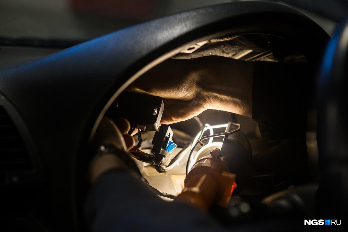 Угонят — не угонят? Изучаем Toyota Camry, которую сложно похитить