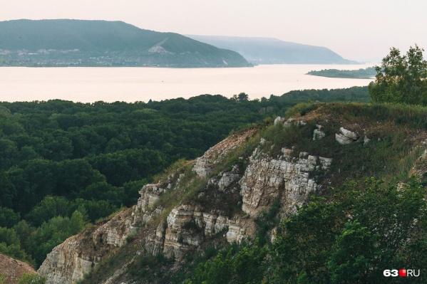 Национальный парк «Самарская Лука» расположился в самом сердце Жигулевских гор, в месте, где Волга делает излучину