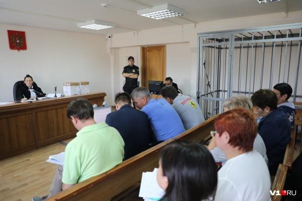 К уголовному делу о крушении катамарана в Ворошиловском суде приступили еще летом