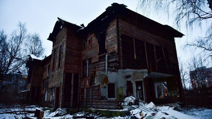 В Ярославле снесут самые страшные здания