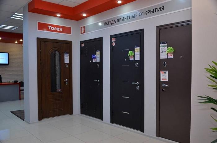 Стальные двери маркиTorex — качественные и надежные