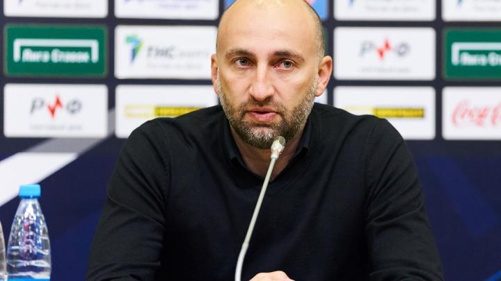 ФК «Чайка» назначил нового главного тренера