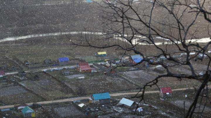 Потепление и небольшой снег: в Башкирии под занавес осени повысится температура воздуха