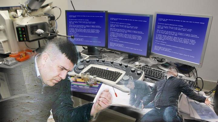 «Он может паять пустоту»: компьютерный мастер из Архангельска — о мошенниках и фейковых ремонтах