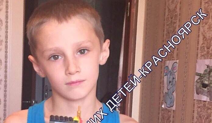 В Красноярске всю ночь с полицией искали ребенка, а он прятался дома под кроватью