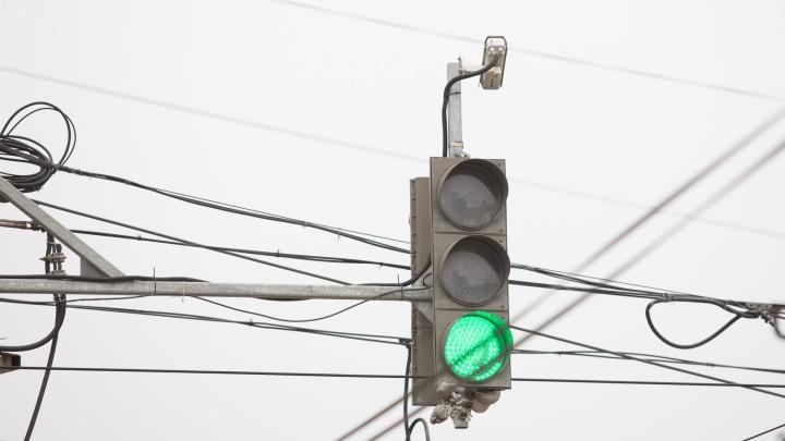 В Ростове на аварийных участках установят светофоры