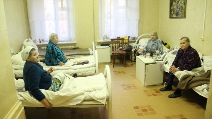 «Скандал пошёл на пользу»: пациентов «богадельни» из Ярославской области врачи будут лечить на дому