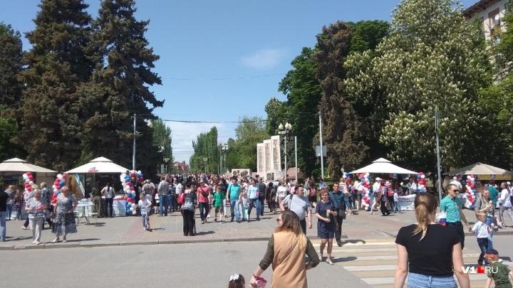Кроссфит, хоккей на асфальте, песни и живопись: программа фестиваля #Вдохновляйся 2019 в Волгограде