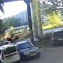 В Челябинске водитель «Яндекс.Такси» на полном ходу сбил двух пешеходов