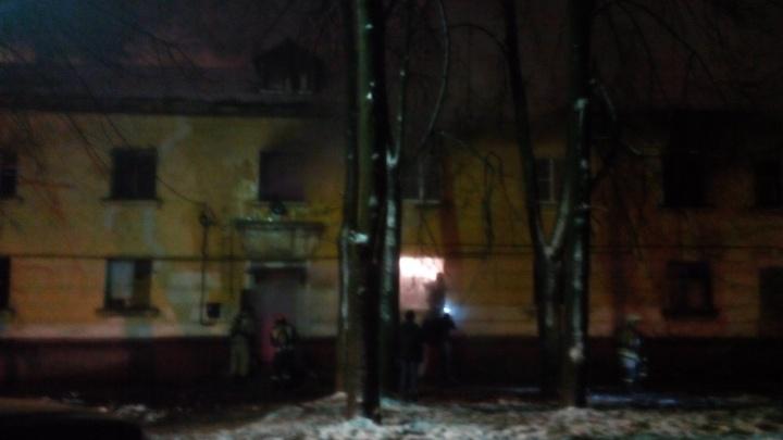 «Это не было случайностью»: подробности пожара в доме на улице Зелинского в Ярославле