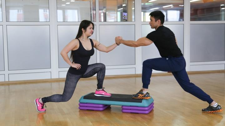 Худеем к Новому году! 5 упражнений для идеального тела за два месяца