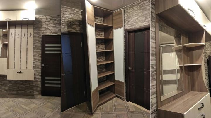 Древесина для прихожей: выбираем функциональный и стильный комплект мебели