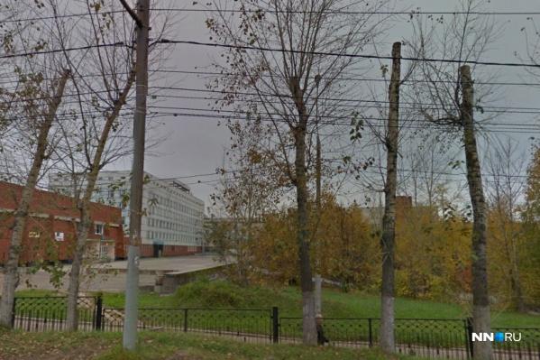 На территории Областной детской больницы необходимо построить здание для детского онкоцентра.