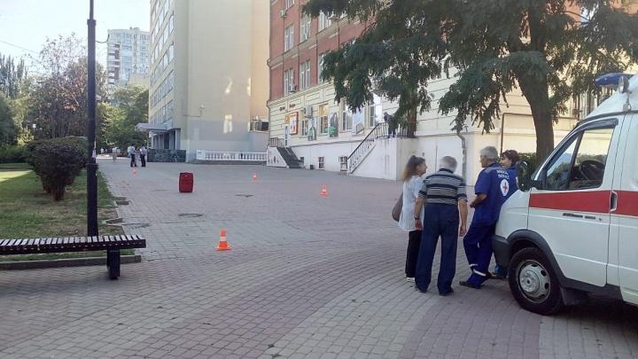 Ложная тревога: в забытом на Пушкинской чемодане бомбы не оказалось