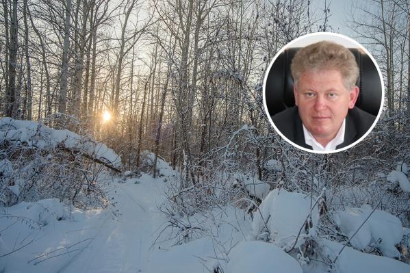 Олег Конюк свою вину отрицает