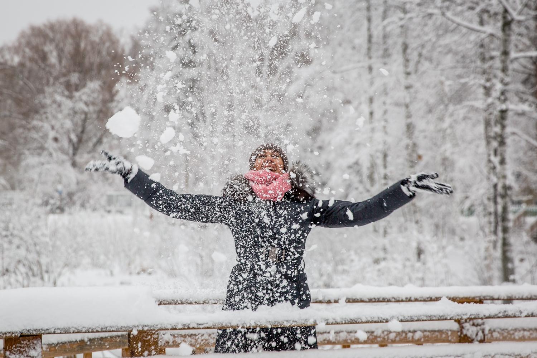 Завалит по пояс: синоптики дали подробный прогноз на зиму-2019