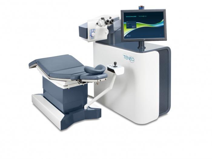 Инновационная установка поможет избавиться от проблем со зрением
