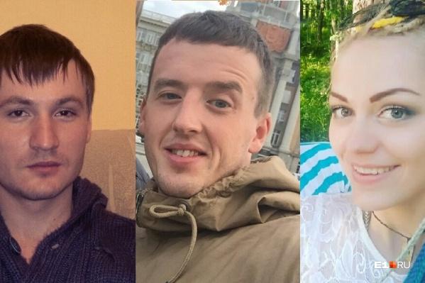 Трое друзей пропали в лесу в конце июля
