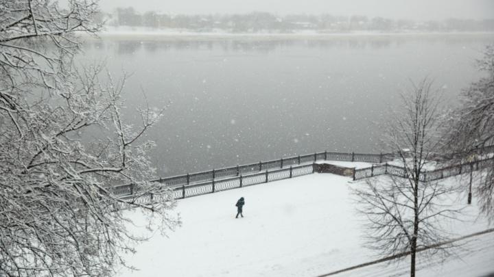 «Снегопады вперемежку с дождями»: синоптики рассказали о резких изменениях погоды в центре России